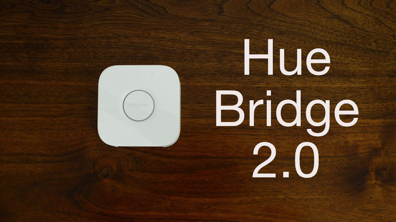 Philips Hue Bridge 2 Whomekit Siri Control Review Youtube