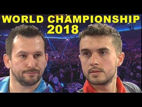 Clayton v Lewis (R1) 2018 World Championship