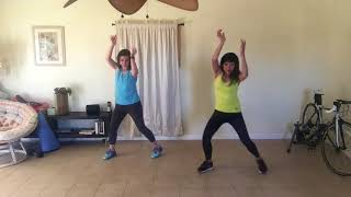 Zumba Echame La Culpa by Luis Fonsi and Demi Lovato