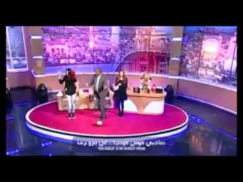 تفريكة على عيسى حياتو    Laugh with Issa Hayatou made in tunisia  :D
