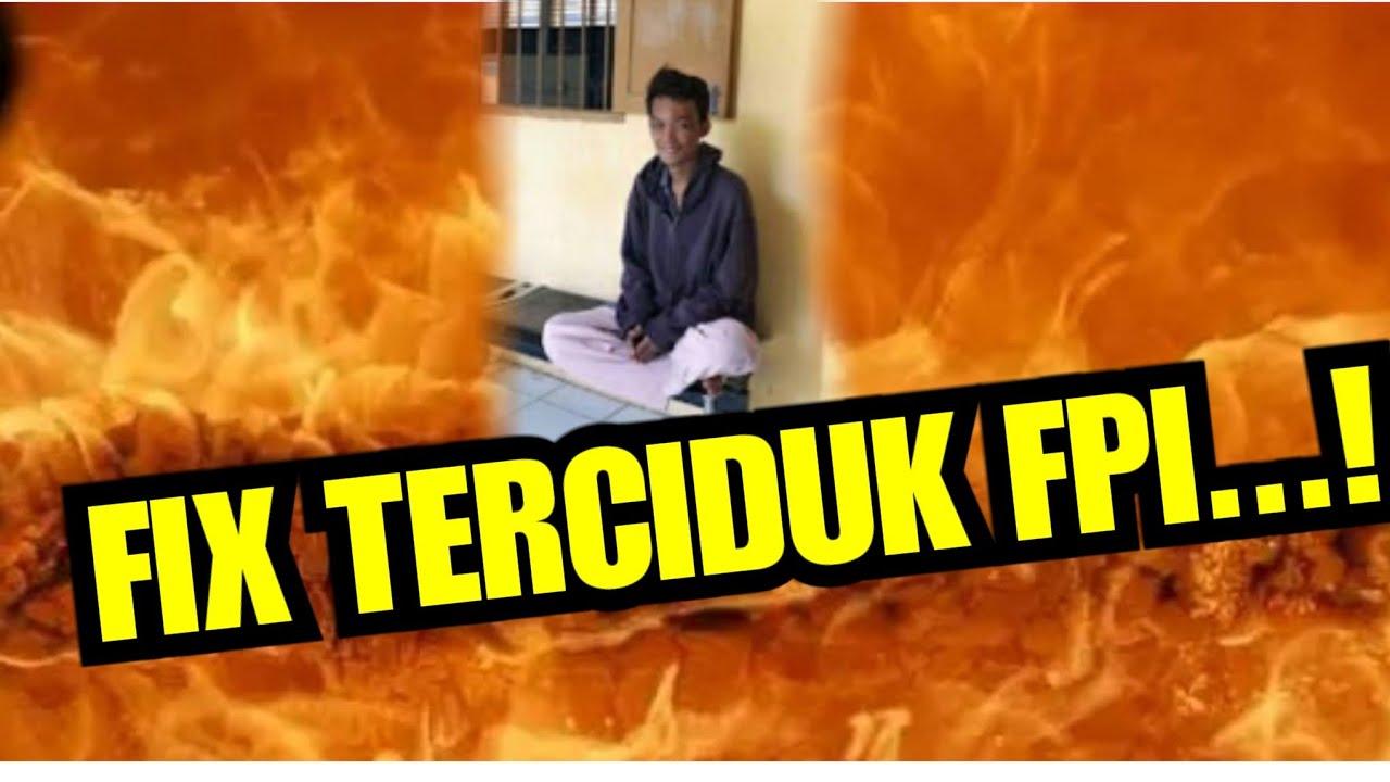 🔴 FIX TERCIDUK...! Pelaku Pemb4k4ran Mimbar Masjid raya Makassar Ditangkap fpi