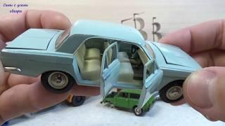 Предметы СССР с барахолки. Машинки СССР и МАЗ от Деагостини