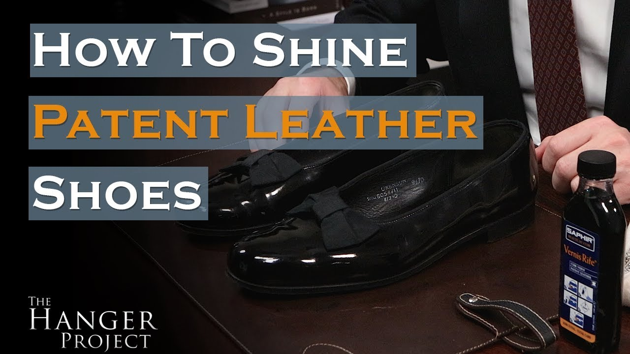 how to make shoes shine