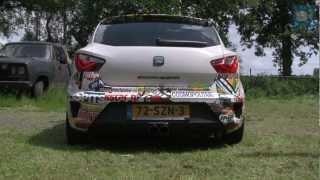 SEAT Ibiza Cupra Bocanegra 2012 Videos