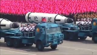 КНДР угрожает США ракетным ударом  Трамп ответит  огнем и яростью