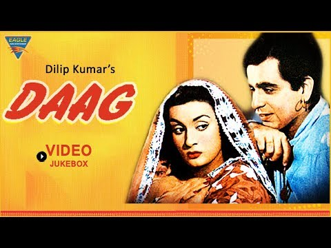 Daag(1952) Super Hit Hindi Classical Movie | Video Songs | Jukebox | Dilip Kumar,Nimmi,Usha Kiran
