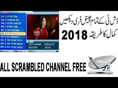 All scrambled/paid channel free on DD Free Dish NSS 6 | NSS