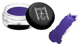 Make-Up Atelier Paris: Fard à Paupières Crème ESCV Thumbnail