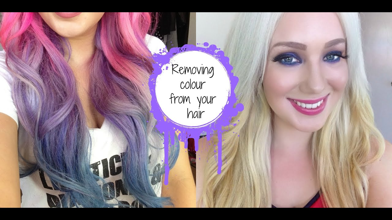 How To Get Rid Of Pink Hair Dye Makeupsite