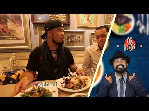 OK FOOD Episode 17 - Nasi Campur Lumpang Emas, Nasi Goreng Kebuli Apjay