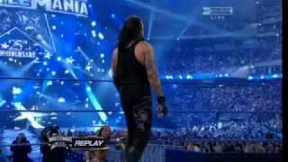 Wrestlemania 25 Undertaker vs Shawn Michaels 5/5