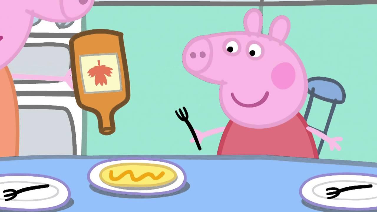 pig peppa pancakes pancake