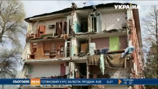 У Чернігові відбудують гуртожиток, що обвалився минулого року