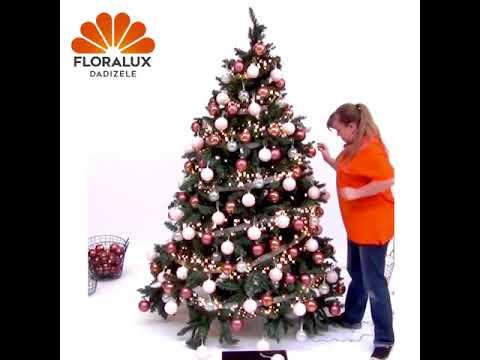 Een Kerstboom Versieren Floralux