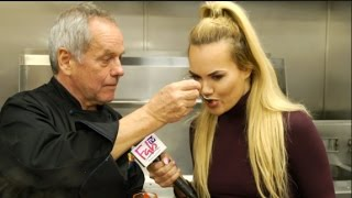 Cooking with Wolfgang Puck #Oscars2017