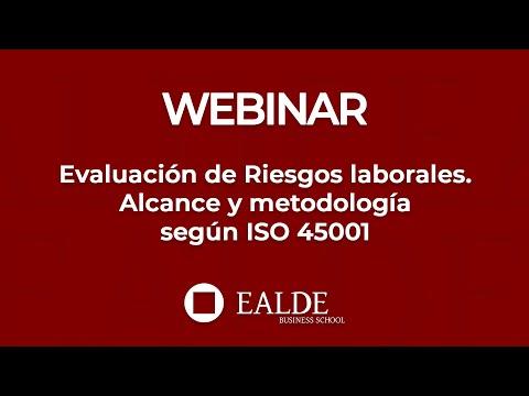 Evaluación De Riesgos Laborales. Alcance Y Metodología Según ISO 45001