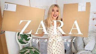 ZARA SPRING 2019 Try On HAUL + Mango