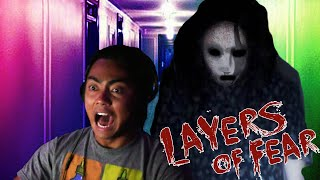 vuclip WHY I HATE SCARY GAMES! | Layers Of Fear Part 1