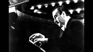 Arrau plays Chopin Nocturne Op.62 No.1 in B Major