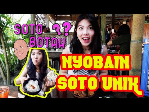 """soto-termurah-dan-unik-di-jogjakarta-??-인도네시아-족자카르타-food-vlog-""""소또"""""""