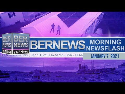 Bermuda Newsflash For Thursday, Jan 7, 2021