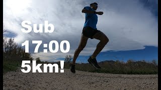 HOW TO RUN A SUB 17-MIN 5KM! (or a faster 5km in general) Coach Sage Canaday Running & Training Tips