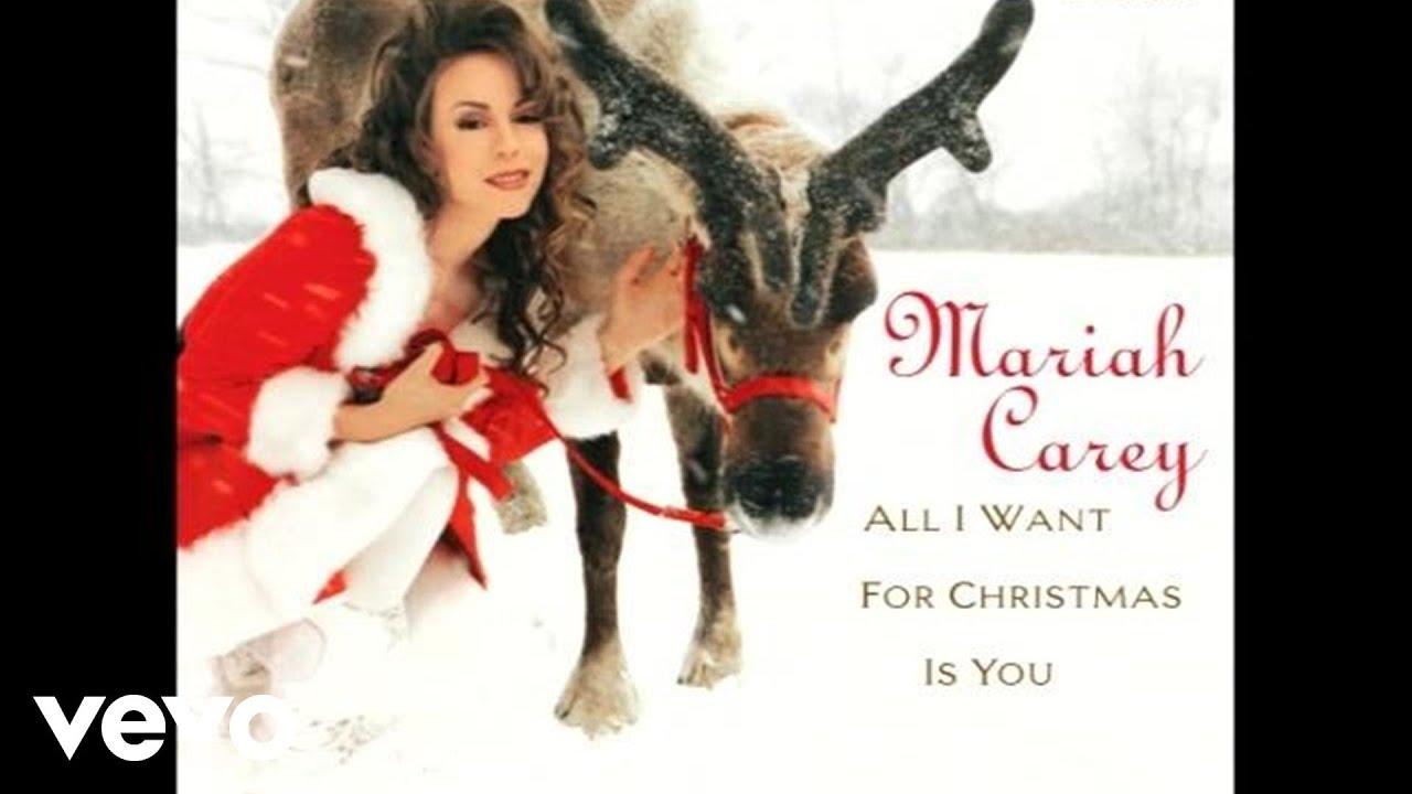 youtube mariah carey all i want for christmas jimmy fallon