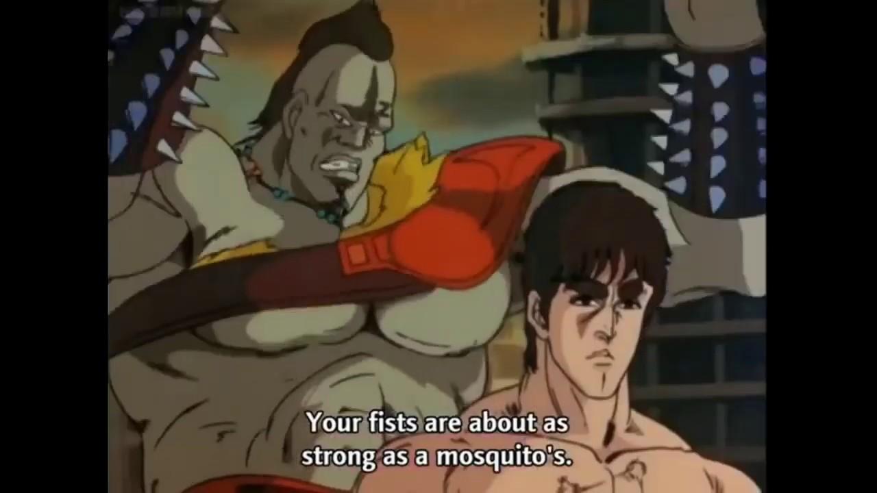 Omae wa mou shindeiru! Nani? Meme Original - Kenshiro ...