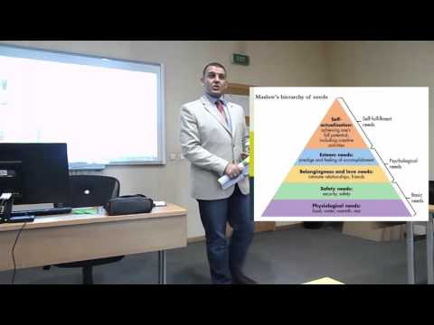 The Concept Of Leadership & Effective Communications - Part 01