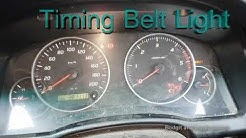 How to reset T-belt Toyota Hiace easy,Timing belt Toyota Hiace reset