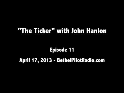 """The Ticker"" Ep. 11 - April 17, 2013"