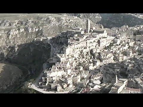 La localidad italiana de Matera Capital Europea de la Cultura 2019