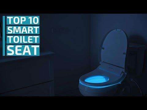 Top 10: Best Smart Bidet Toilet Seats For 2020