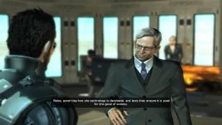 PC Longplay [313] Deus Ex Human Revolution part (19 of 19)