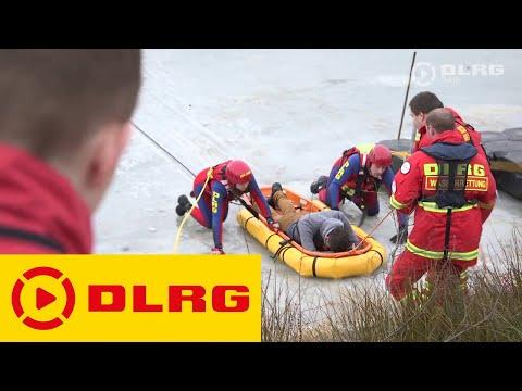 DLRG Eisretter