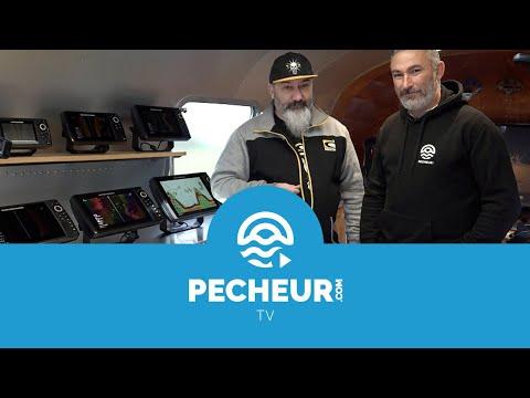 La technologie 2D par Humminbird - Tutoriel Pecheur.com