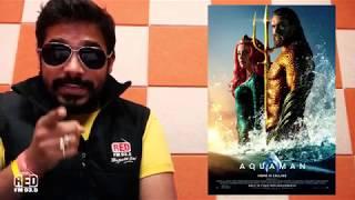 Aquaman | Filmy Rapta | Movie Review