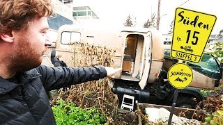 DEFENDER GETRIEBE UPDATE    MITSUBISHI FUSO 4 WD CAMPER   HOMEBREWING - REISE-DOKU-VLOG³ N° 15