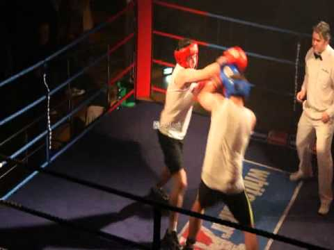 White Collar Fight Conor Walshe vs. Fiachra Callan 27/08/11 pt2