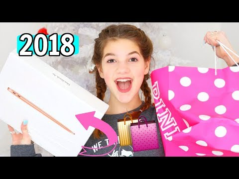 What I Got For Christmas 2018! HAUL Adidas, Pink, Apple, Topshop+