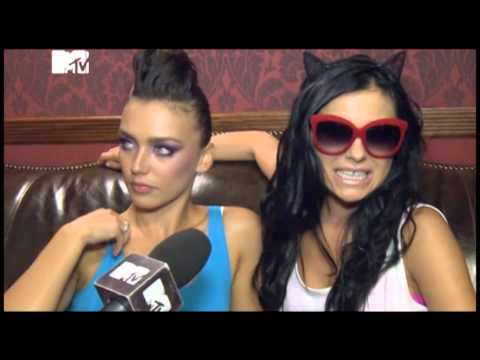 NewsБлок MTV: Группа SEREBRO едет в Мексику!