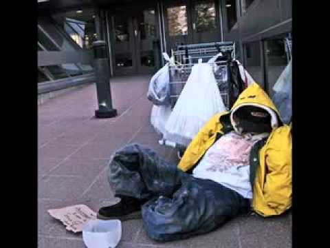 Homeless People In America Help A Family In Need Youtube