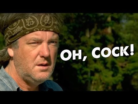 "James May — ""Oh, c@#k"" and ""Pillock"" compilation"