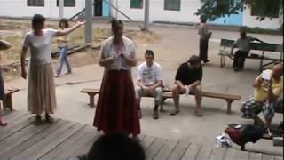 Виктория Путиловская, мастер-класс по женской пляске