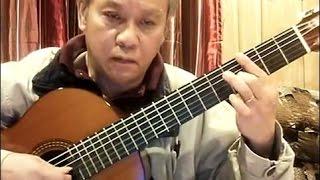 Tôi Đưa Em Sang Sông (Y Vũ & Nhật Ngân - Arr. Hồ Đăng Tín) - Guitar Solo by Bao Hoang