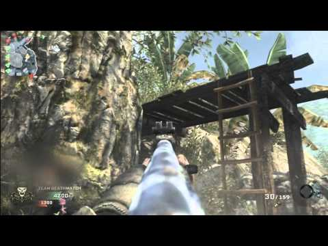 Black Ops - Team Deathmatch 19 (AK-47 on Jungle)