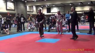 Cody Diesbourg vs Jack Felton at Canadian Open 2013