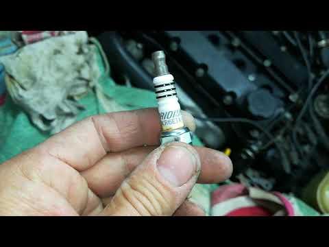 Chevrolet Lacetti удаление остатка свечи зажигания