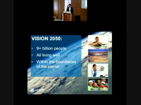 Iman Stratenus on Canada's Role and Response to the WBCSD's flagship report Vision 2050