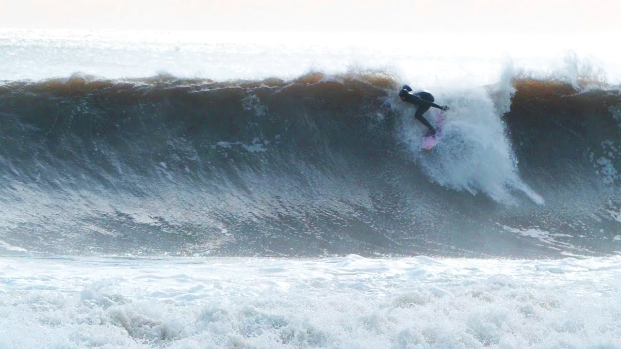 Pumping NJ Surf with Jamie O'Brien!